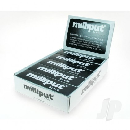 Milliput Milliput Black 5525164
