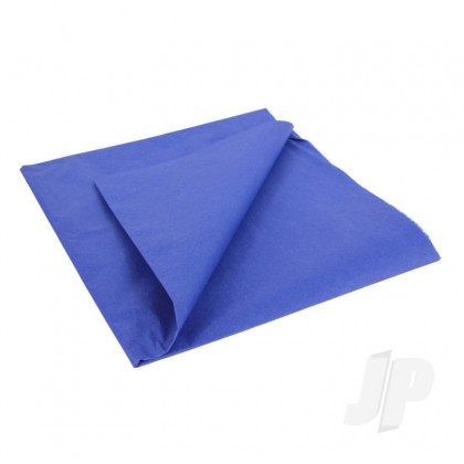 JP Fighter Blue Lightweight Tissue Covering Paper, 50x76cm, (5 Sheets) 5525207
