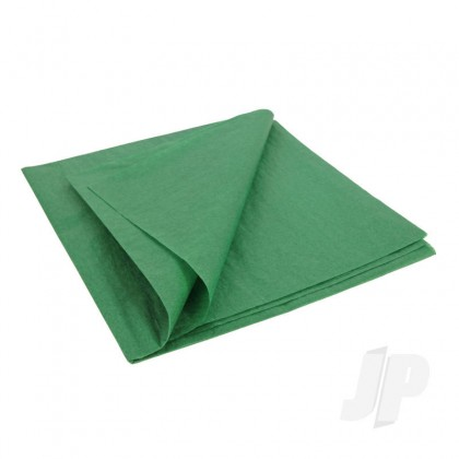 JP Olive Green Lightweight Tissue Covering Paper, 50x76cm, (5 Sheets) 5525211