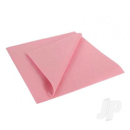 JP Reconnaissance Pink Lightweight Tissue Covering Paper, 50x76cm, (5 Sheets) 5525215