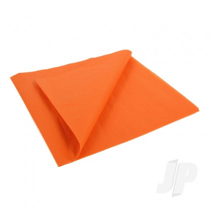 JP Golden Orange Lightweight Tissue Covering Paper, 50x76cm, (5 Sheets) 5525221