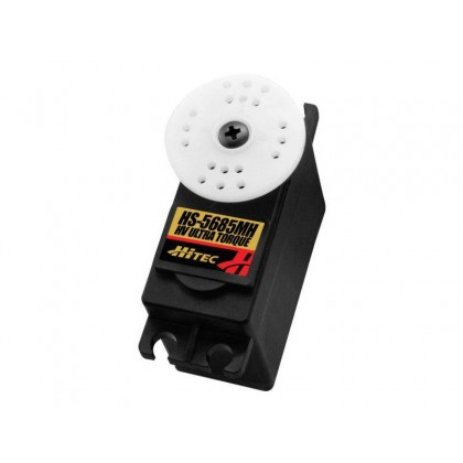 Hitec HS-5685MH High Voltage (HV) Digital High Torque Programmable Servo