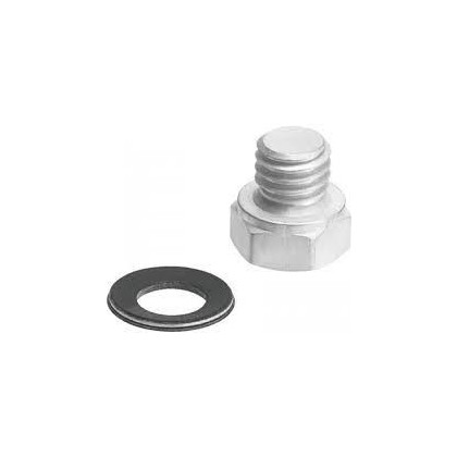 Intairco M5 Blanking Plug for Mega & HP Filters plus Mini Trap