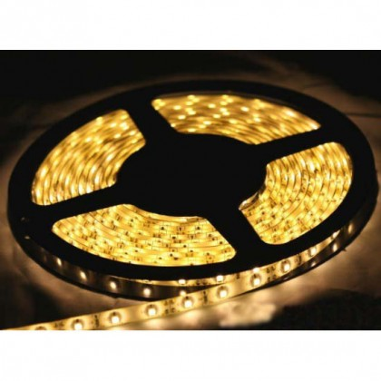 Yellow High quality waterproof LED Strip Ideal for Night Flying Sold Per Meter