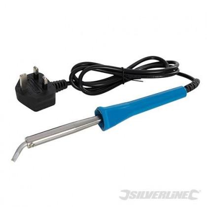Silverline Soldering Iron 60w 633838