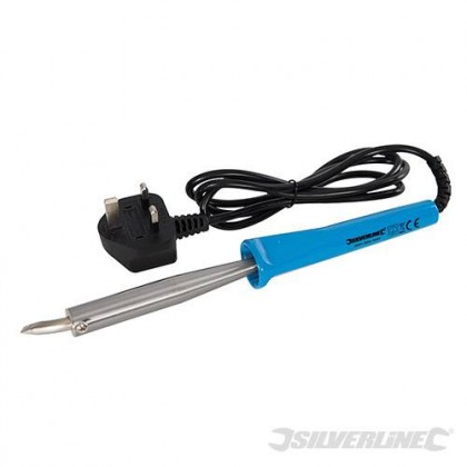 Silverline Soldering Iron 100w 868784