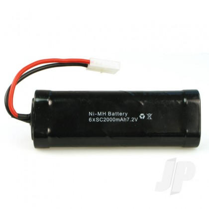 Haiboxing E032 SC NiMH Battery Pack 7.2V 2000mAh 9943253