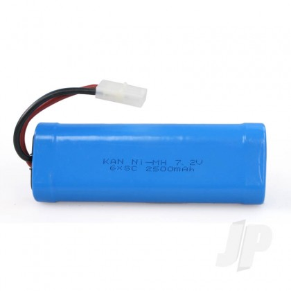 Haiboxing E033 NiMH Battery 7.2V 2500mAh 9943256