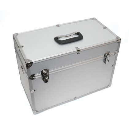 MacGregor Aluminium Field Box (L450 x W220 x H290mm) ACC0060
