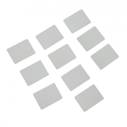 MacGregor CA Hinges (White) L20 x W15 x H0.3mm (10) ACC0089