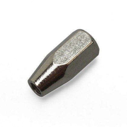 MacGregor Brass Spinner Nut M6 x 1-M4 D8 ACC0158