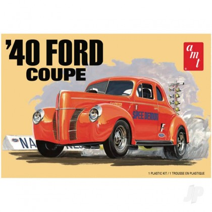 AMT 1940 Ford Coupe 2T AMT1141M