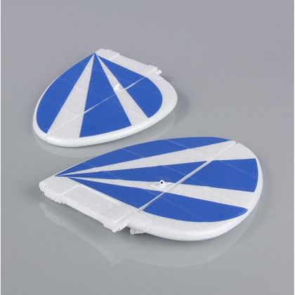 Arrows Hobby Horizontal Stabilizer (Painted) (for J3) ARRAG103
