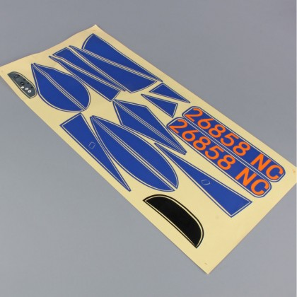 Arrows Hobby Sticker Set (for J3) ARRAG109