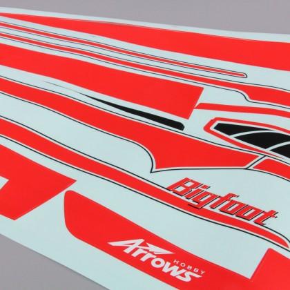 Arrows Hobby Decal Set (Bigfoot) ARRAI116