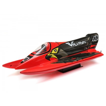 "ProBoat Valvryn 25"" F1 Tunnel Hull Self-Righting RTR PRB08033"