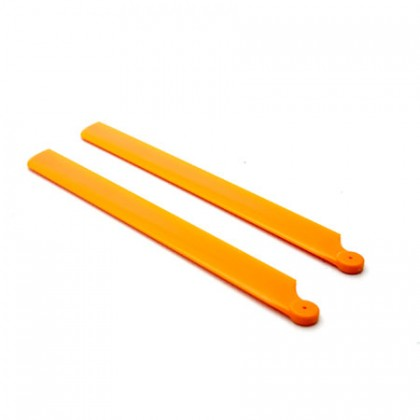 Blade Main rotor blade set (orange) Blade 230s BLH1577