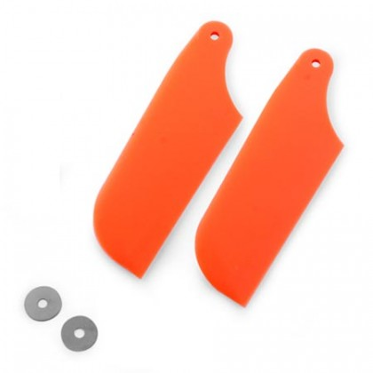 Blade 450/400 Orange Tail Rotor Blade BLH1671OR