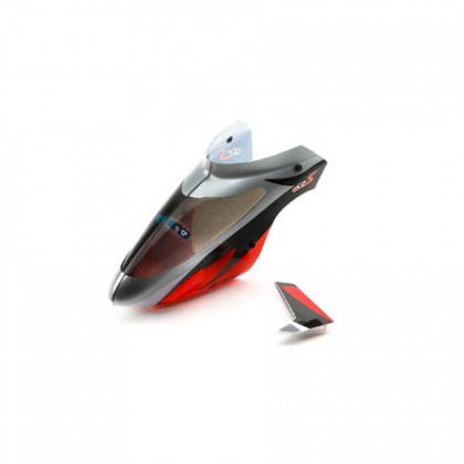 Blade Complete Canopy with Vertical Fin: mSR S BLH2902