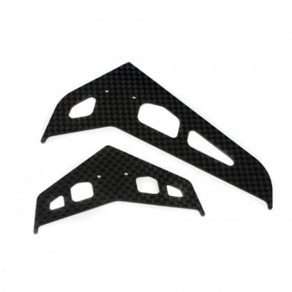 Blade 300X Carbon Fibre Stabiliser & Fin Set BLH4530C