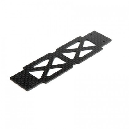 Blade Carbon Fibre Lower Plate: 270 CFX BLH4818