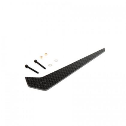 Blade Carbon Fibre Tail Fin: 270 CFX BLH4830