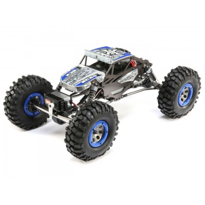 ECX Temper Gen 2 1:18 4wd, Brushed: Blue RTR Int ECX01015IT2