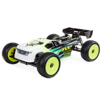 TLR 8IGHT XT/XTE Race Kit 1/8 4WD Nitro/Electric Truggy TLR04009