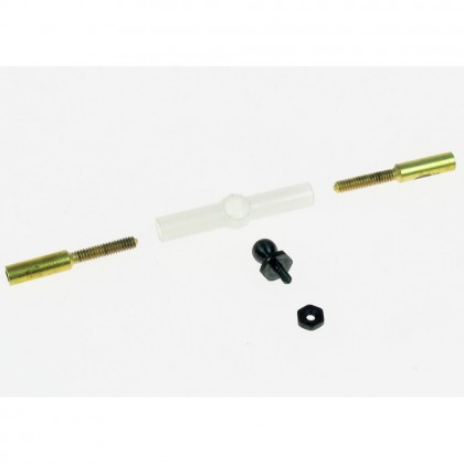Dubro Aileron Connector and Dual Take Off Ball Link DUB183