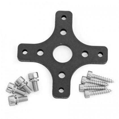 E-Flite Carbon-Z Splendor Aluminium Motor Mount & Plastic Ring EFL1025018