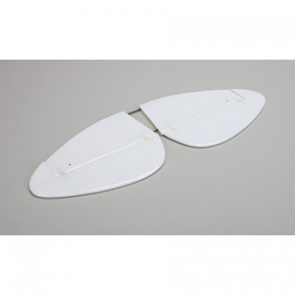 E-Flite Super Cub 25e Tail Set EFL460003