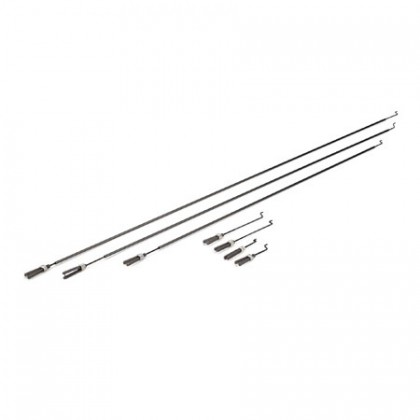 E-Flite Pushrod Set: P-47D Thunderbolt EFL6806