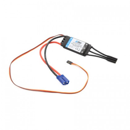 E-Flite 70-Amp Switch Mode BEC Brushless ESC w/EC5 EFLA1070EC5
