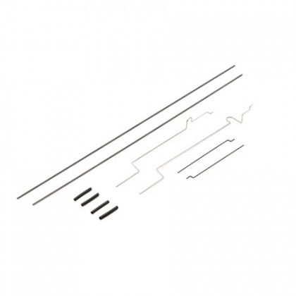 E-Flite Pushrod Set: UMX PT-17 EFLU3026