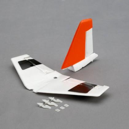 E-Flite Tail Set with Accessories: UMX Habu S EFLU4360