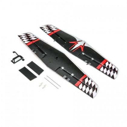 E-Flite Wing Set w/ Struts: UMX P3 EFLU5059