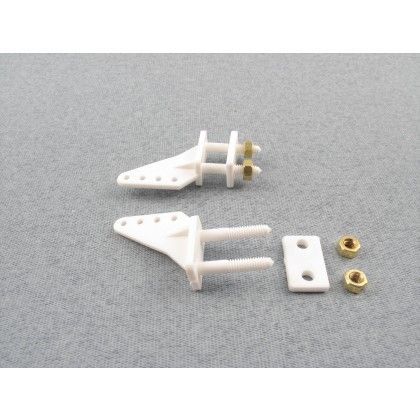 Radio Active Control Horn 6 BA nuts (pk2) RCA129