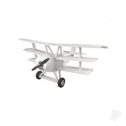 Flite Test DR1 Triplane Speed Build Kit with Maker Foam (736mm) FLT1125