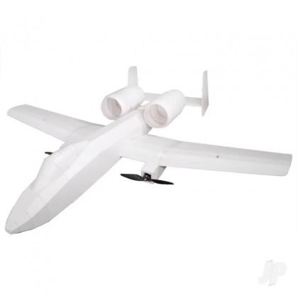 Flite Test A-10 Warthog Speed Build Kit with Maker Foam (1537mm) FLT1144