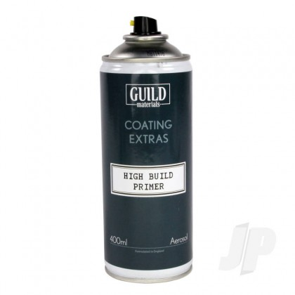 Guild Materials High Build Primer (400ml Aerosol) GLDCEX0960400