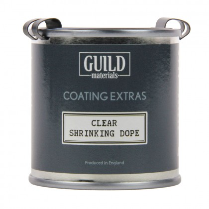 Guild Materials Clear Shrinking Dope (250ml Tin) GLDCEX1000250