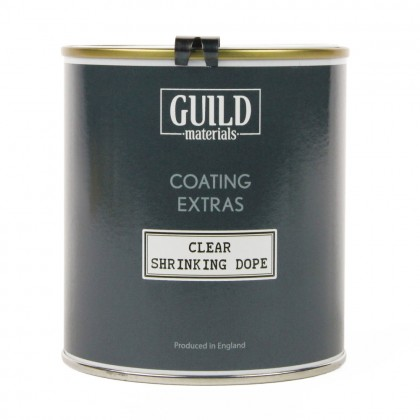 Guild Materials Clear Shrinking Dope (500ml Tin) GLDCEX1000500