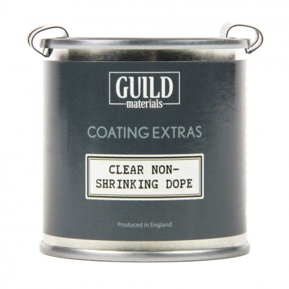 Guild Materials Clear Non-Shrinking Dope (250ml Tin) GLDCEX1050250