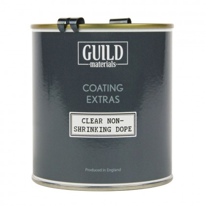 Guild Materials Clear Non-Shrinking Dope (500ml Tin) GLDCEX1050500