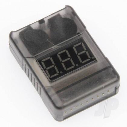 GT Power 2-8S Battery meter GTP0049