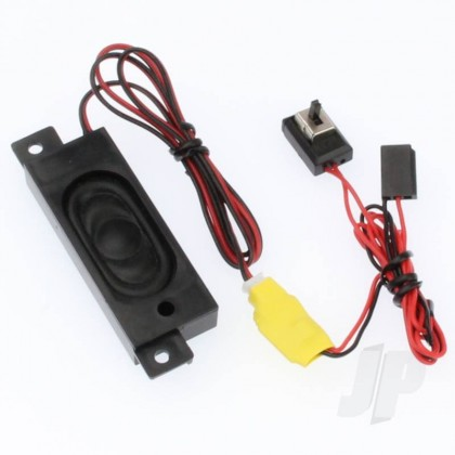GT Power Police Car Voice System GTP0063