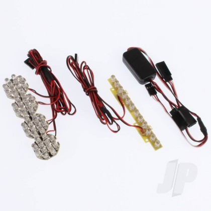 GT Power 1/5 and 1/8 Off-Road Vehicle Lighting System GTP0069