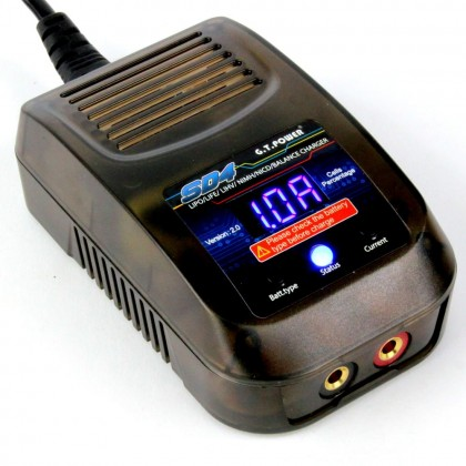 GT Power SD4 20W AC 3A Charger (UK) GTP0120