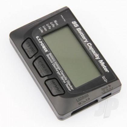 GT Power 8S Battery Capacity Meter GTP0151