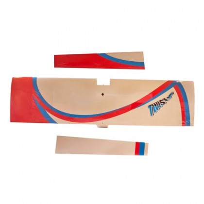 Hangar 9 Twist 40 ARF Main Wing Set with Ailerons HAN266001